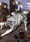 paula rego - tootles shoots wendy